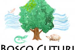 Il logo del Bosco Cuturi è stato realizzato da Cecilia Matteoli www.ceciliamatteoli.it